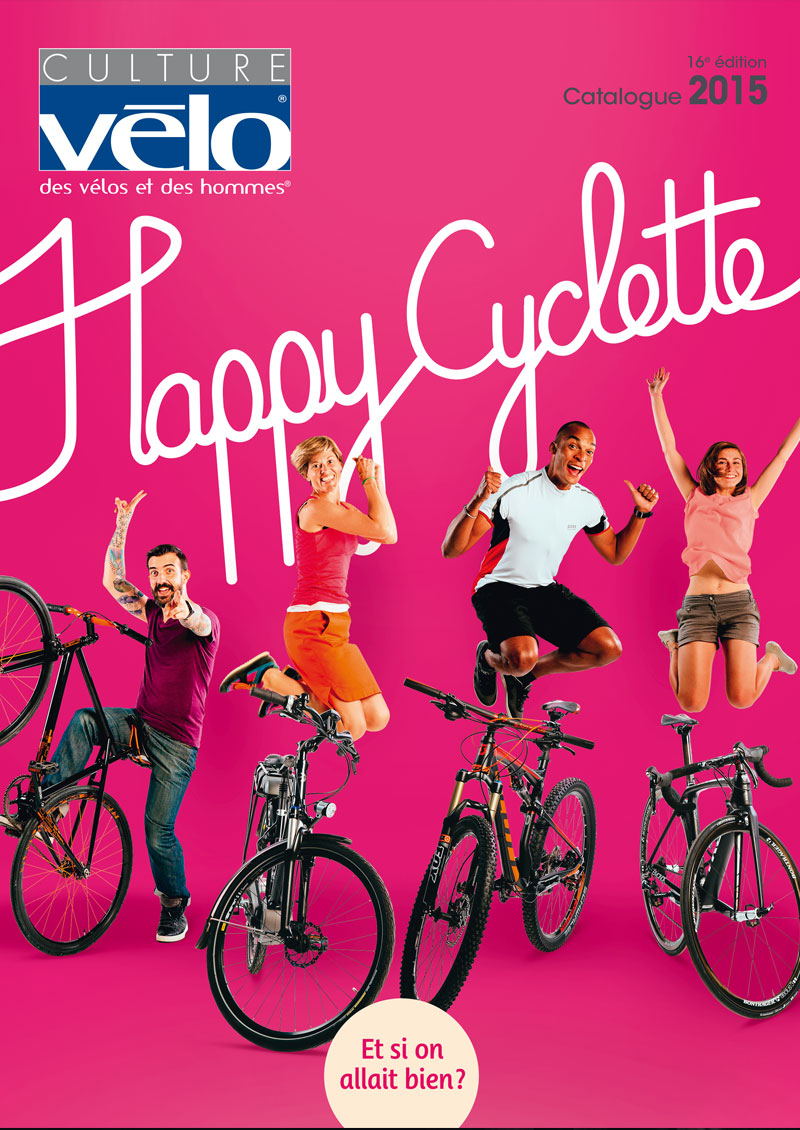 2015 - HappyCyclette